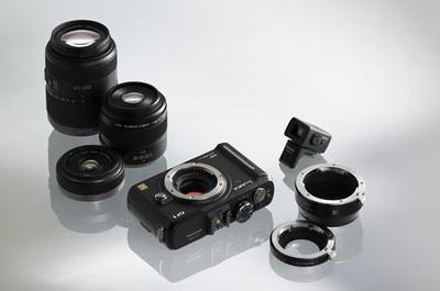 Փոխվող օբյեկտիվով ֆոտոխցիկ